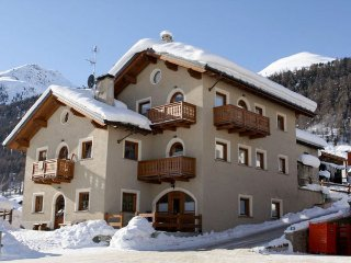 1 bedroom Apartment in Livigno, Lombardy, Italy : ref 2269761