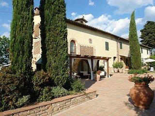 2 bedroom Villa in Castelfiorentino, Tuscany, Italy : ref 5477621