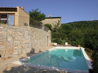 2 bedroom Villa in Badiaccia A Montemuro, Tuscany, Italy : ref 5477619