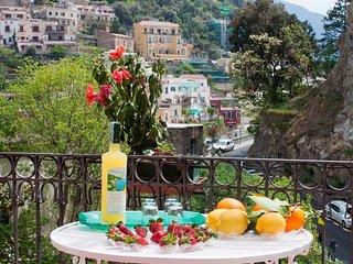 3 bedroom Villa in Positano, Campania, Italy : ref 5477654