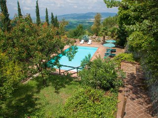 2 bedroom Villa in Volterra, Tuscany, Italy : ref 5477676