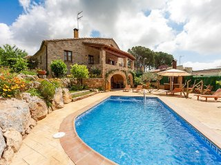 4 bedroom Villa in Calonge, Catalonia, Spain : ref 2271493