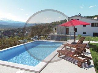 4 bedroom Villa in Makarska-Imotski, Makarska, Croatia : ref 2276925