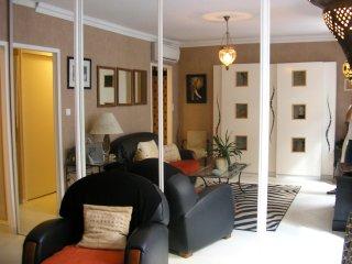 Appartement tout confort idéalement situé à 5 minutes de la plage...