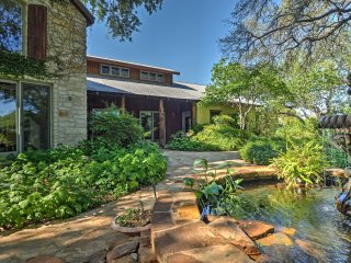 NEW! 5BR Austin Area Home by Lake Travis S. Shore