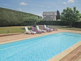 3 bedroom Villa in Saint Mesmin, Dordogne, France : ref 2279440, Lubersac