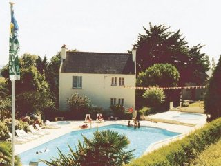 4 bedroom Villa in Telgruc-Sur-Mer, Finistere, France : ref 2279442