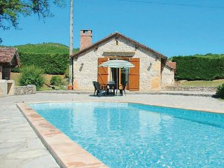 2 bedroom Villa in Cadrieu, Lot, France : ref 2279462, Montbrun