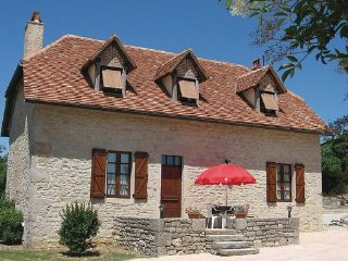 4 bedroom Villa in Padirac, Lot, France : ref 2279665