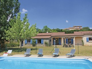 4 bedroom Villa in Les Mages, Gard, France : ref 2279731