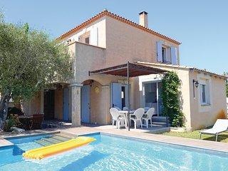3 bedroom Villa in Aigues-Mortes, Gard, France : ref 2279744