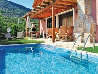 3 bedroom Villa in Stalida Crete, Crete, Greece : ref 2279848