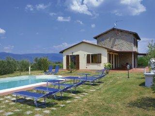 4 bedroom Villa in Cortona, Arezzo / Cortona And Surroundings, Italy : ref, Montecchio