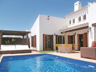 4 bedroom Villa in El Valle Golf Resort, Costa Calida, Spain : ref 2280552, Baños y Mendigo
