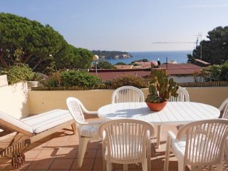 4 bedroom Villa in Sant Feliu de Guixols, Costa Brava, Spain : ref 2280669