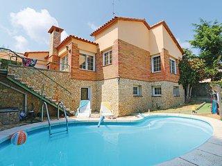 3 bedroom Villa in Canet de Mar, Costa De Barcelona, Spain : ref 2281026