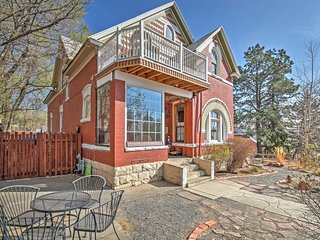 Central Colorado Springs Home w/Alluring Backyard!