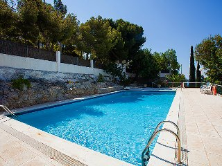 4 bedroom Villa in Sitges, Catalonia, Spain : ref 5025589