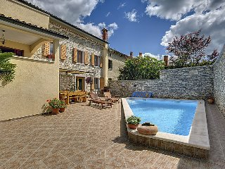 3 bedroom Villa in Jursici, Istria, Croatia : ref 5026139