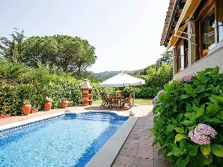 3 bedroom Villa in Sta Cristina d Aro, Costa Brava, Spain : ref 2283657