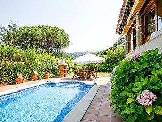 3 bedroom Villa in Sta Cristina d Aro, Costa Brava, Spain : ref 2283657