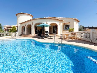 3 bedroom Villa in Rafol de Almunia, Valencia, Spain : ref 5698826
