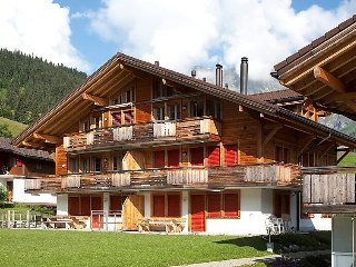 2 bedroom Apartment in Adelboden, Bernese Oberland, Switzerland : ref 2284172