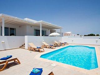 3 bedroom Villa in Puerto Calero, Canary Islands, Spain : ref 5697905