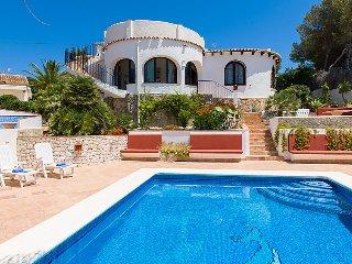 3 bedroom Villa in Xabia, Valencia, Spain : ref 5028580