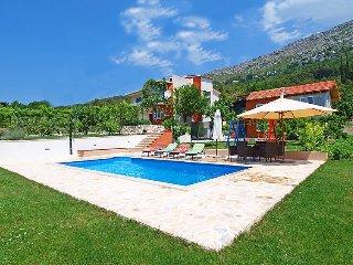 4 bedroom Villa in Omis, Central Dalmatia, Croatia : ref 2284678