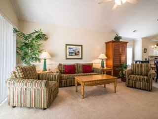 Close to Convention Center & Beach! Clean, Comfortable, 2BR/2BA in Myrtlewood.