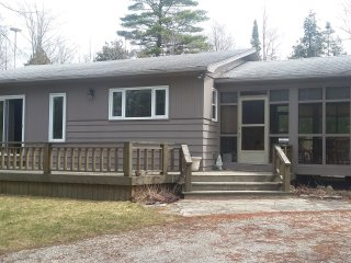Family Cottage rental in Sauble