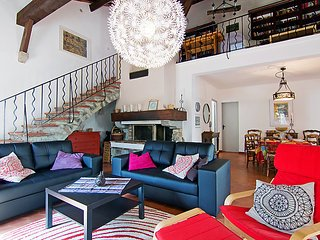 4 bedroom Villa in Saint Aygulf, Cote d Azur, France : ref 2285287