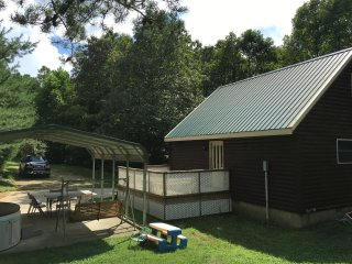 Hawk's Nest Cabin 1st Choice Cabin Rentals Hocking Hills Ohio
