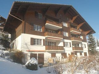 2 bedroom Apartment in Zweisimmen, Bern, Switzerland : ref 5028550