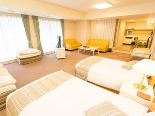 ★24HR Guest Support★ Luxurious Suite for Group 703