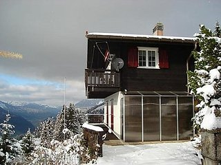 3 bedroom Villa in Lenk, Bern, Switzerland : ref 5031069