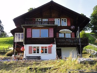4 bedroom Apartment in Schonried, Bernese Oberland, Switzerland : ref 2297073