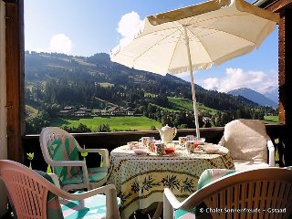 4 bedroom Apartment in Schönried, Bern, Switzerland : ref 5031120