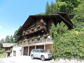 2 bedroom Apartment in Gstaad, Bernese Oberland, Switzerland : ref 2297107