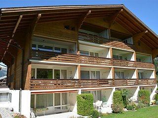 1 bedroom Apartment in Gstaad, Bernese Oberland, Switzerland : ref 2297119