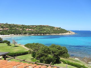 Porto Cervo on the beach