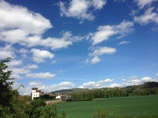 Casa en la montaña ideal para familia con niños