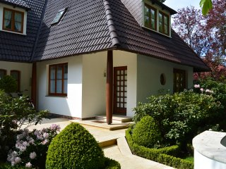 Apartment in repräsentativer Villa am Bürgerpark