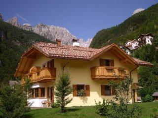 Casa Nonni: spazioso e luminoso appartamento sul Lago di Molveno