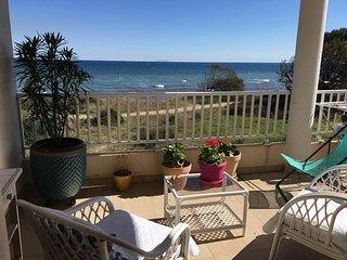 Apartment - 100 m from the beach, Santa-Maria-Poggio