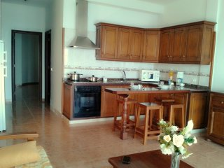Apartment w/ sea view, terrace Wifi, Puntagorda