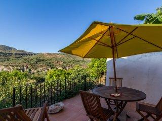Encantadora casa con bonitas vistas, Albunuelas