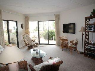 Island House F116, Ocean View, 2 Bedrooms, Pool, Tennis, Sleeps 6, Saint Augustine
