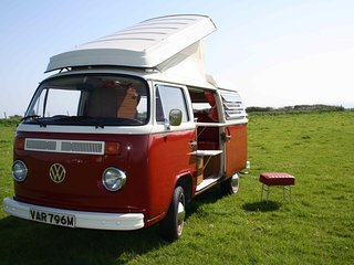 Columbus Campervans - Scarlet